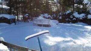 piscine-sous-5 pieds-neige