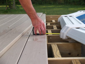 Build A Deck Composite Decking Has Been Around